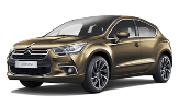 Citroen DS4 Custom ECU Remap