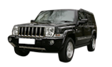 Jeep Commander Custom ECU Remap
