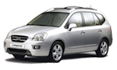 Kia Carens Custom ECU Remap