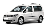VW Caddy Van Custom ECU Remap